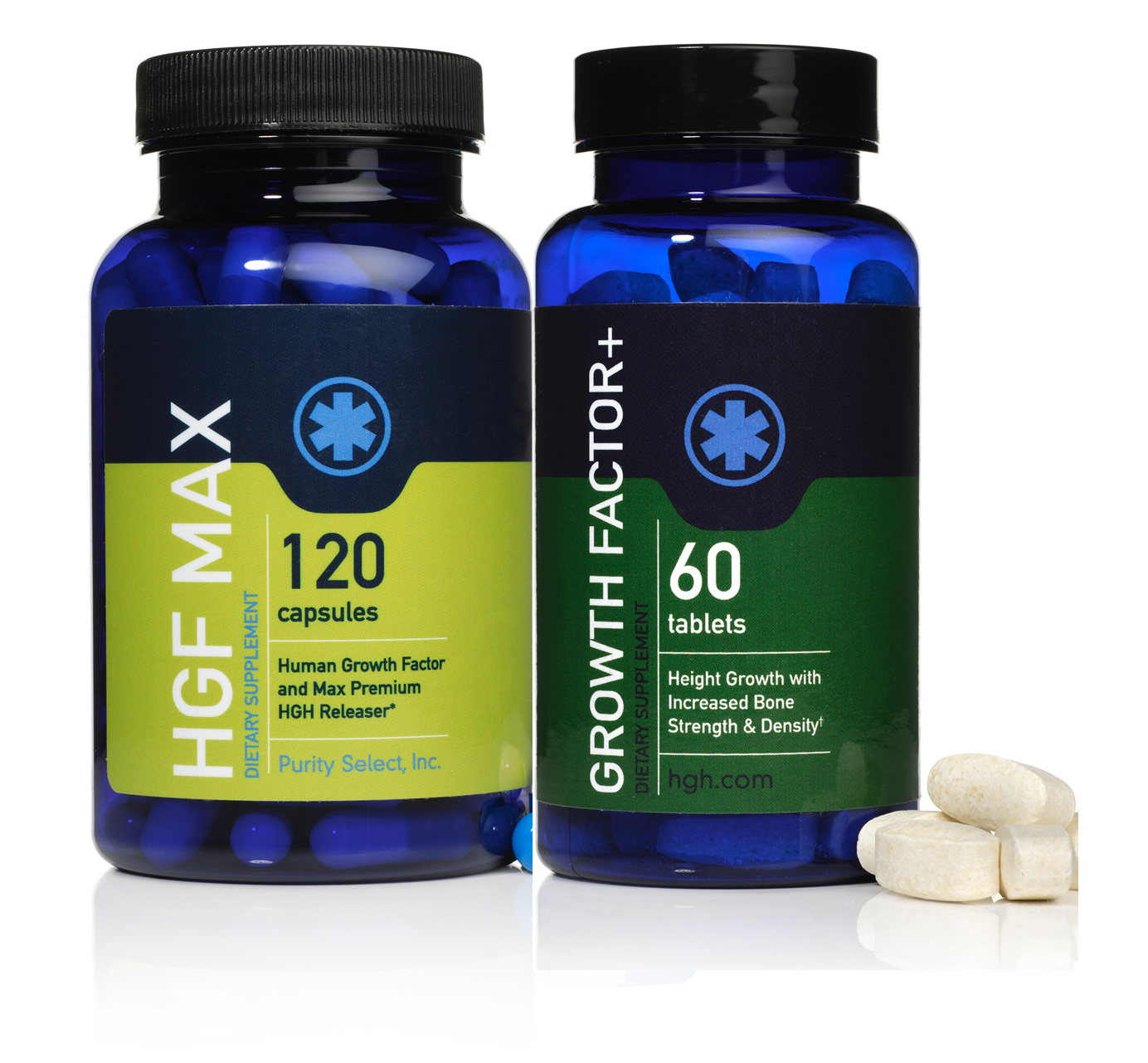 HGH.com, Human Growth Hormones - Special Introductory