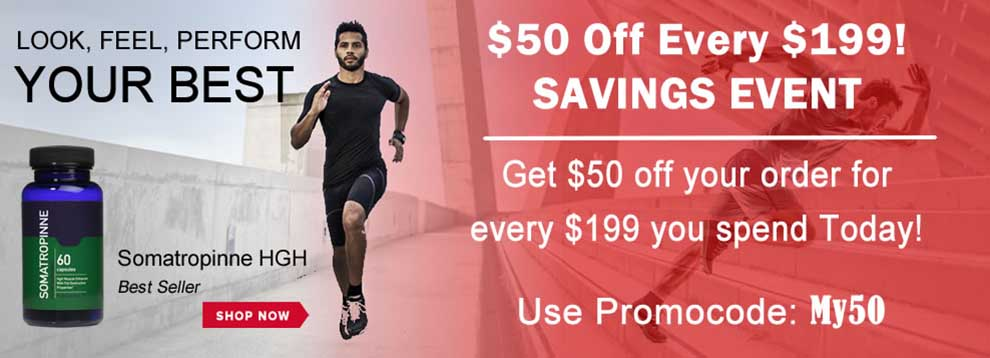 Human Growth Hormone (HGH), Bodybuilding, Fitness Supplements New Savings Event