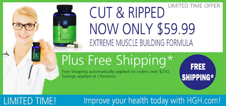 Discovery the Many Health, Fitness and Muscle Building Benefits of HGH