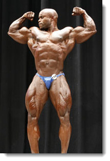 Ben White professional bodybuilder
