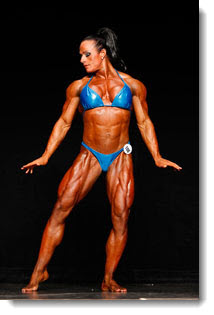 Tara Silzer Bodybuilder and Trainer