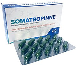 Somatropinne HGH - Build muscle and lose weight