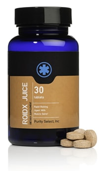 Roid X Juice - Gain muscle fast